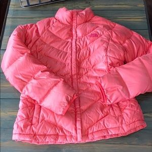 North Fave puffer jacket